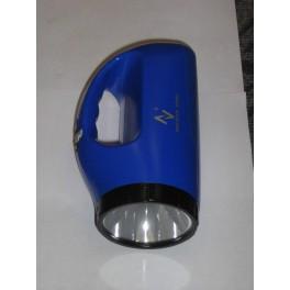 Uzlādējamais lukturis QM801 1LED+30LED
